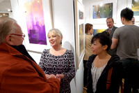 Michael Yamaoka Reception